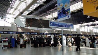 تشديد المراقبة بالمطارات