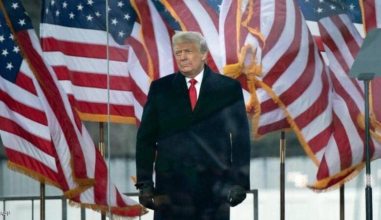 مجلس النواب الأمريكي يصوت لأول مرة في تاريخ الولايات المتحدة الأمريكية