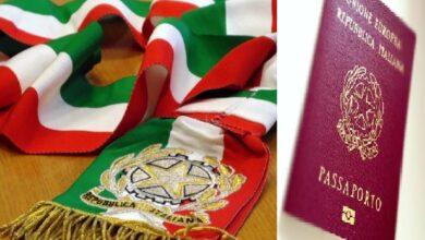 الجنسية الإيطالية