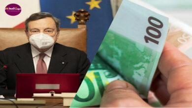 مكافأة 1000 يورو لحكومة دراغي متطلباتها و شروطها