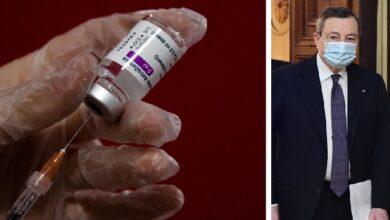 استئناف التطعيم بتلقيح أسطرازينيكا بإيطاليا