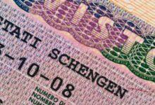 إعادة منح التأشيرات